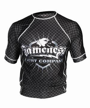 Gameness Short Sleeve Rashguard